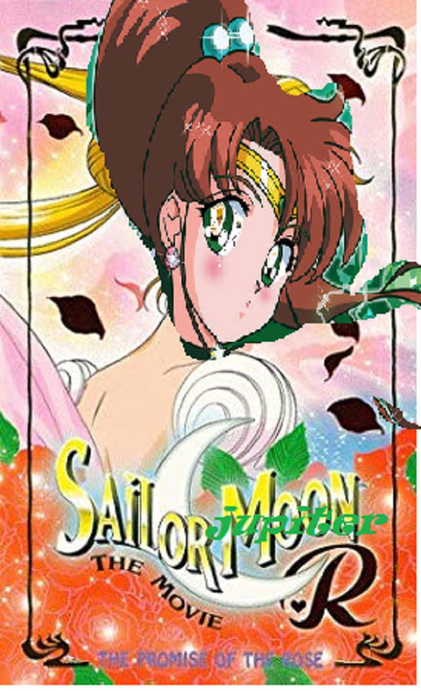 Sailor Jupiter R: Promise of The Rose (165Movies Style)