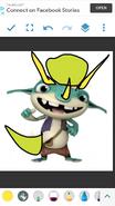 Bobgoblin as Zuniceratops