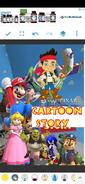 Cartoon Story (Ryan Version) Poster