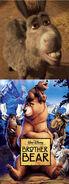 Donkey Likes Brother Bear (2003)