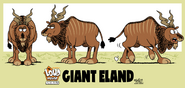 Eland, Giant (The Loud House)