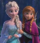 Elsa Anna ending