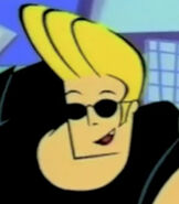 Johnny Bravo in Cartoon Network Commercial