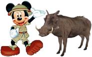 Mickey Pumbaa