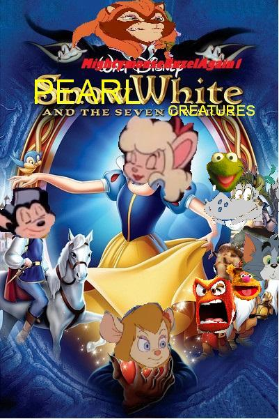 Pearl White and The Seven Creatures