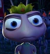 Princess Atta Angry