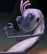 Randall Boggs in Monsters, Inc.