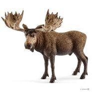 Schleich moose