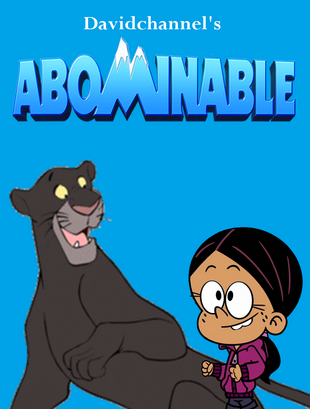 Abominable (2019) (Davidchannel's Version) Poster.png
