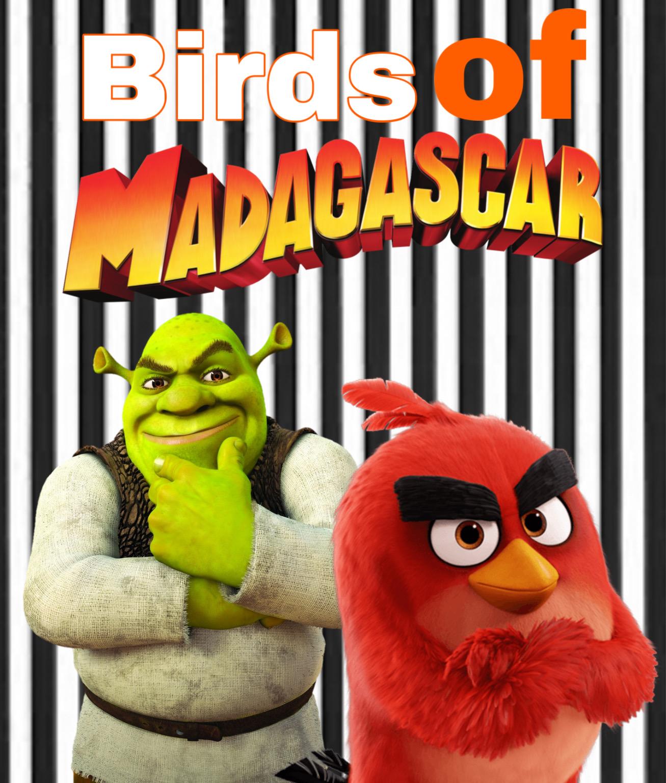 Angry Birds of Madagascar: The Movie