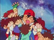 Ash Ketchum Dreaming of Brock's Siblings