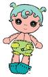 Baby Jelly Wiggle Jiggle