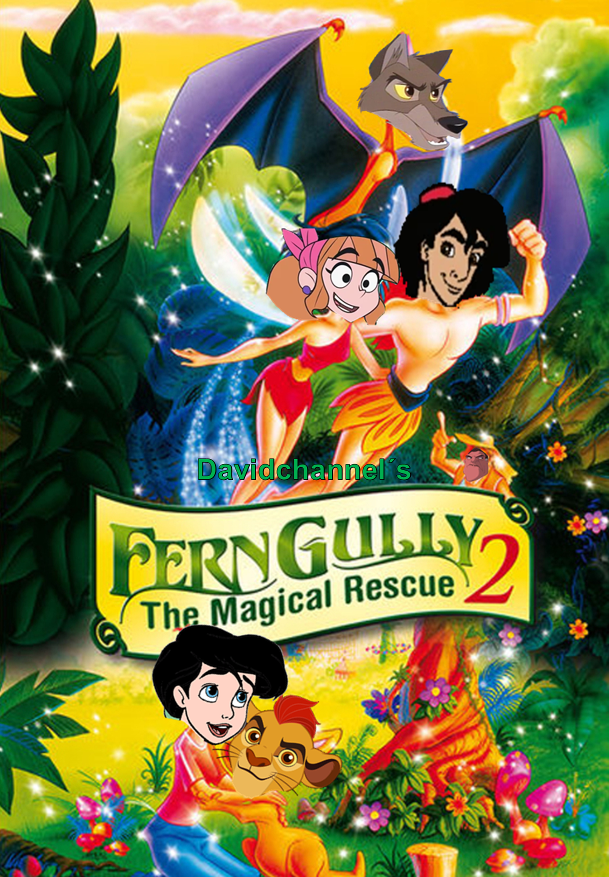 FernGully 2: The Magical Rescue (Davidchannel's Version)