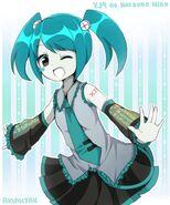 Jenny Wakeman anime character