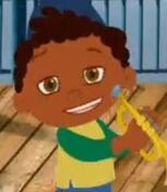Quincy in Little Einsteins
