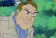 Roland Bellyache in Daytona Jones and the Pearl of Wisdom