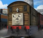 Toby as Dr. Seasund