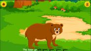 Animal Sounds Song Bear