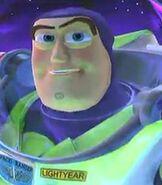 Buzz Lightyear in Kinect Disneyland Adventures