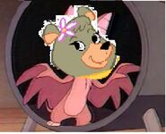 Foxglove the Bat cindy bear