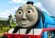 Gordon's handsome smile