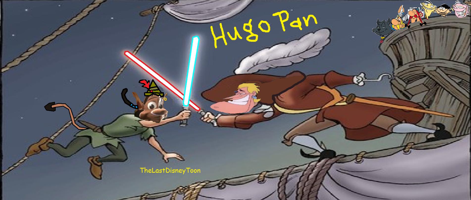 Hugo Pan
