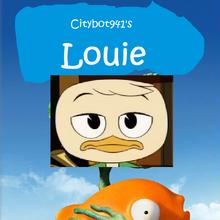 Louie Rango 2011 The Parody Wiki Fandom