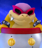 Roy Koopa in Super Smash Wii U and Nintendo 3DS