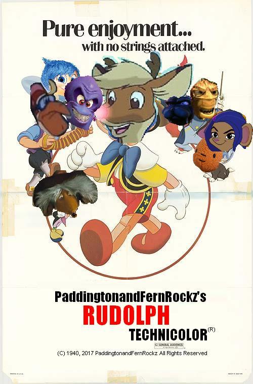 Rudolph (Pinocchio)
