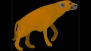 Safari Island Hyena