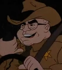 Sheriff Rufus Buzby