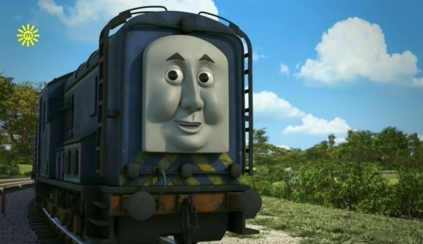 Sidney (Thomas and Friends)