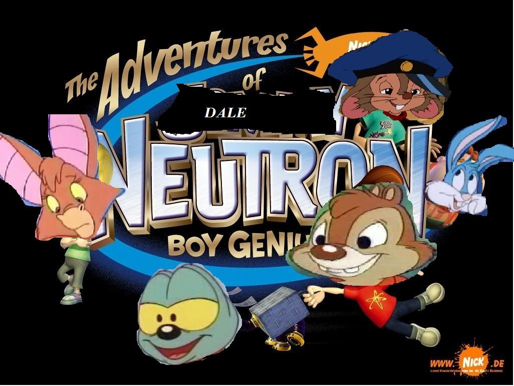 The Adventures of Dale Neutron Chipmunk Genius