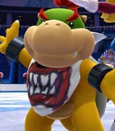 Bowser Jr. in Mario and Sonic at the Sochi 2014 Olympic Winter Games