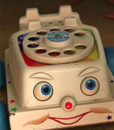 Chatter Phone in Toy Story 3