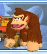 Donkey Kong in Mario Kart Arcade GP 2