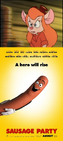 Gadget Hackwrench Hates Sausage Party (2016)