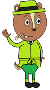 Jaden (pipe in mouth) (secret agent)