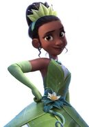 Ralph Breaks the Internet Tiana