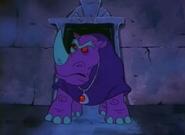 Rhinoceros no heart