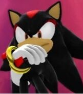 Shadow the Hedgehog in Sonic Generations