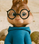 Simon Seville in Alvin and The Chipmunks Chipwrecked