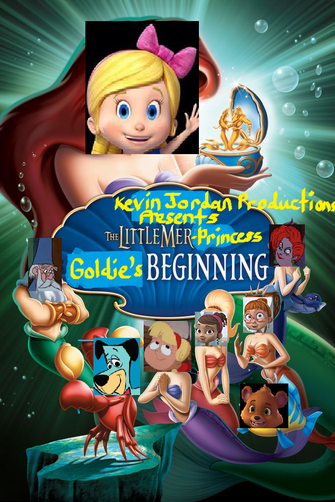 The Little Mer-Princess III - Goldie's Beginning Movie Poster.png
