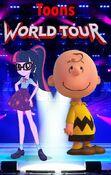 Toons 2 World Tour (Trolls World Tour) Poster