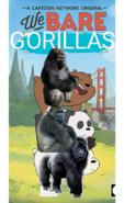 We Bare Gorillas Poster