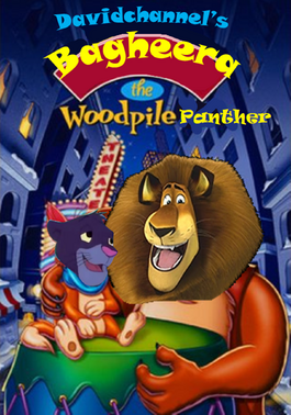 Bagheera the Woodpile Panther (1979) (Davidchannel's Version) Poster.png