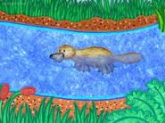 Blue's Clues Platypus