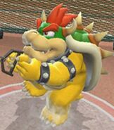 Bowser in Mario and Sonic at the Olympic Games