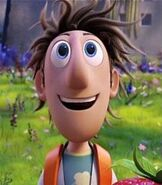 Flint Lockwood in Cloudy With a Chance of Meatballs 2 (2013)
