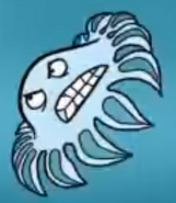 Hugo cave diver jellyfish